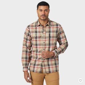 NWT Plaid Flannel